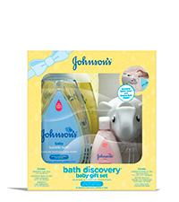 Bath Discovery Gift Set