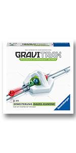 Gravitrax Gauß-Kanone