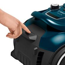 Bosch ProFamily Serie|6 Aspirador sin Bolsa, 69 Decibeles, Azul metálico: Amazon.es: Hogar