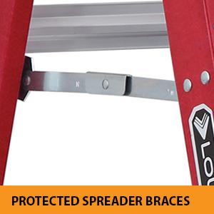 spreader braces