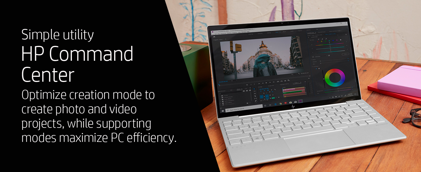 command center efficiency efficient modes optimize usage use projects work creation support
