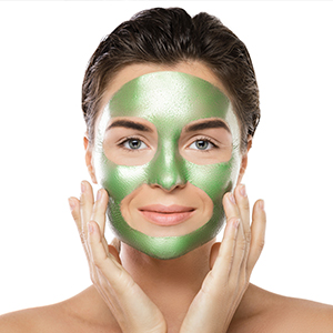 WOW Skin Science Aloe Vera Peel-Off Gel Mask Step2