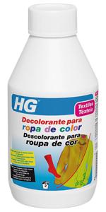 ... HG Decolorante para ropa de color ...