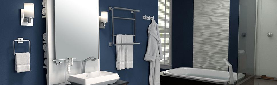 Gatco Elevate Suite Towel Bar