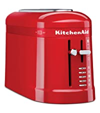KitchenAid, Toaster, 2 Slice, Long Slot, Red, 100 Year, Limited Edition, Queen of Hearts,