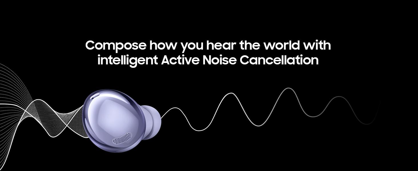 Active noice cancellation, noise cancelling headphones, wireless headphones