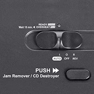 jam,remover,prevention,au800sd