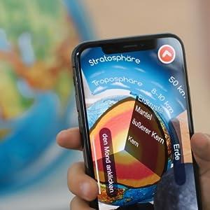 handy;iq;globe;app;erde;erdmantel