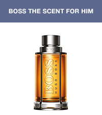 Boss the scent for him