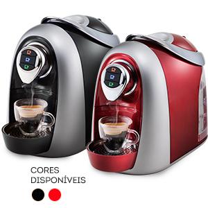 3 Corações - Cafeteira Modo TRES - Cores disponíveis