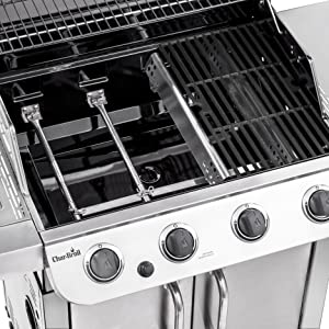 stainless;steel;gas;grill;char;broil;charbroil;bbq;propane;LP;natural;charcoal