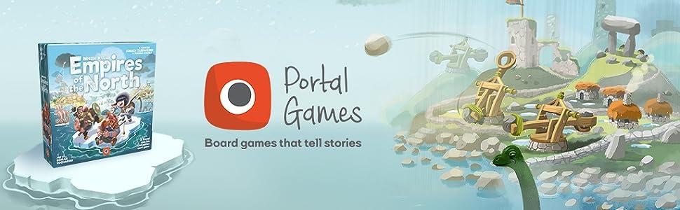 Portal Games Banner