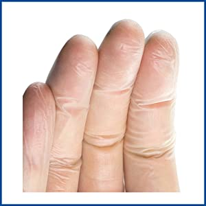 smooth fingertips