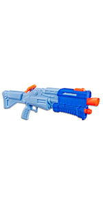 nerf, super soaker, water blaster, fortnite, nerf fortnite