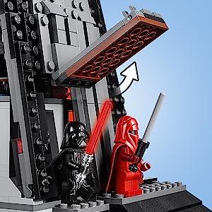 LEGO Darth Vader's Castle
