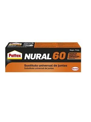Pattex Nural 60 Sustituto universal de juntas, sellador para ...