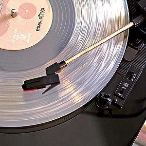 ION Audio Air LP Black - Tocadiscos de vinilo Bluetooth: Amazon.es ...