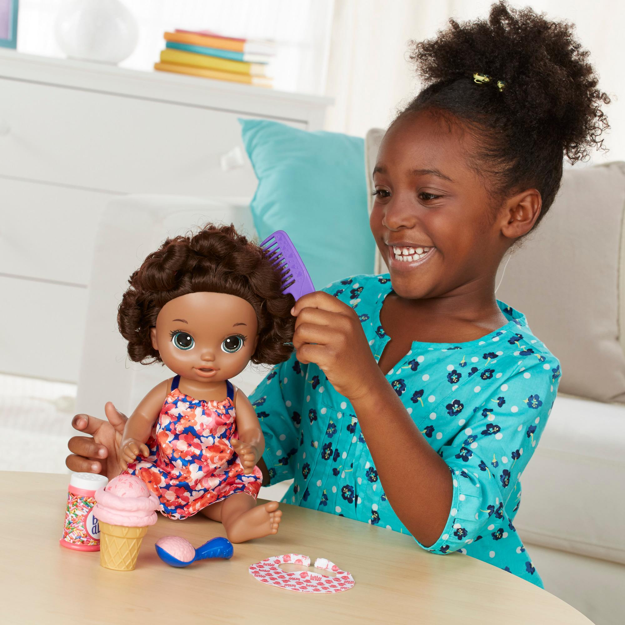 Buy Baby Alive Magical Scoops Baby African American