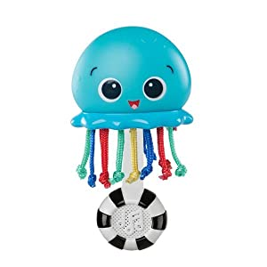 Amazon Com Baby Einstein Activity Arms Toy Octopus Baby