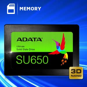 Ultimate SU650 3D NAND SPN-FOR1