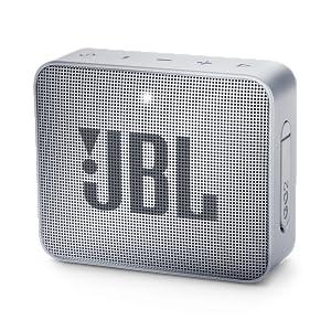 jbl go 2 kleine musikbox in grau wasserfester portabler. Black Bedroom Furniture Sets. Home Design Ideas