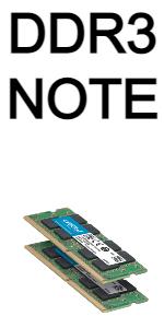 DDR3 ノート