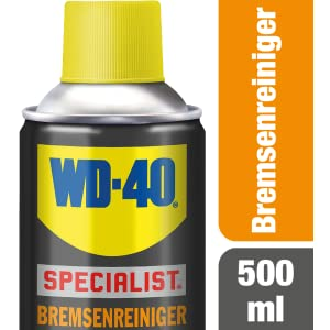 wd 40 specialist bremsenreiniger 500ml 49975. Black Bedroom Furniture Sets. Home Design Ideas