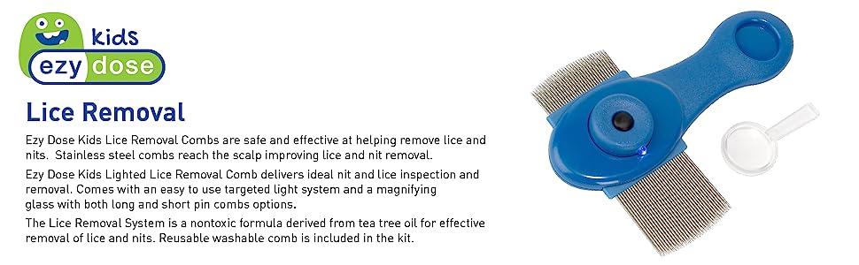 ezy dose kids lice removal