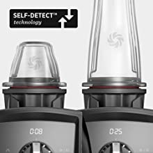 vitamix self detect technology