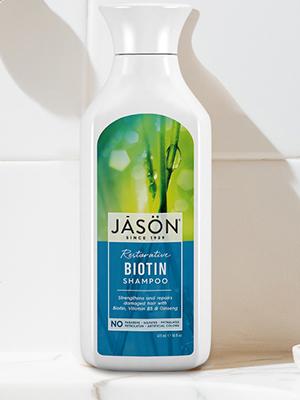 Jason Natural Biotina Champú: Amazon.com: Grocery & Gourmet Food
