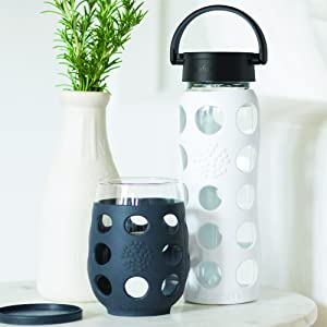 Lifefactory Incoor Outdoor Glasses Cups