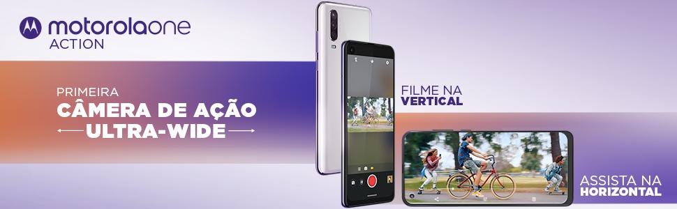 Motorola, motorolaone, motorola one action, oneaction, camera, camera de ação, ultra wide