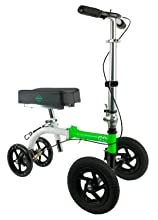 KneeRover Go also is available with 2 Front All Terrain tires