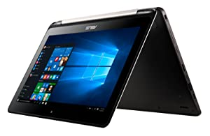 ASUS VivoBook TP200SA 11.6 inch display Thin and Lightweight 2-in-1 HD Touchscreen Laptop