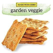 Good Thins Made with Corn Garden Veggie