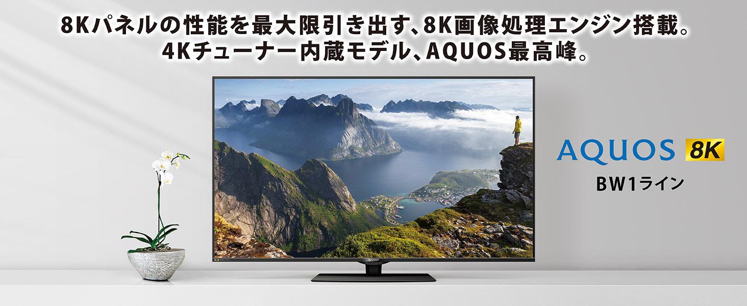 AQUOS BW1シリーズ