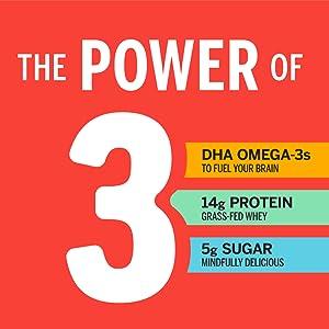 oatmega snacks healthy protein bars cookies omega 3
