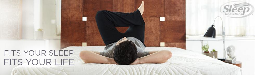 Amazon Com Sleep Innovations Shiloh 12 Quot Memory Foam