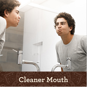 Cleaner Mouth