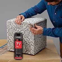fabric adhesive super 77