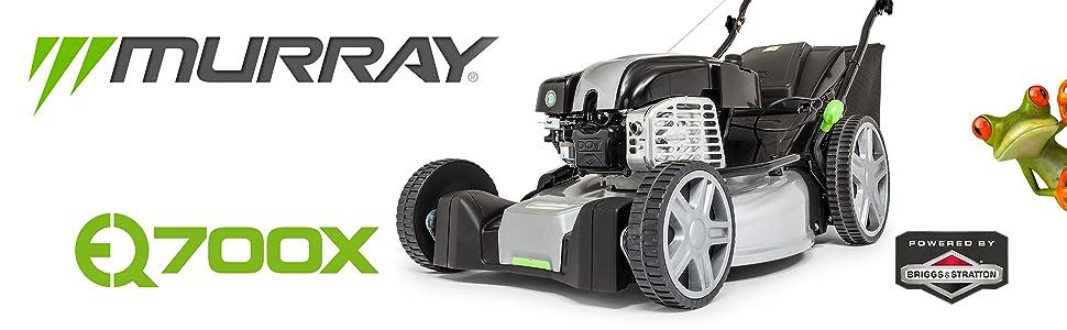 Murray EQ700X - Cortacésped de gasolina autopropulsado de empuje ...