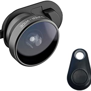 Multi-Device Clip with 3-in-1 Essential Lens Kit