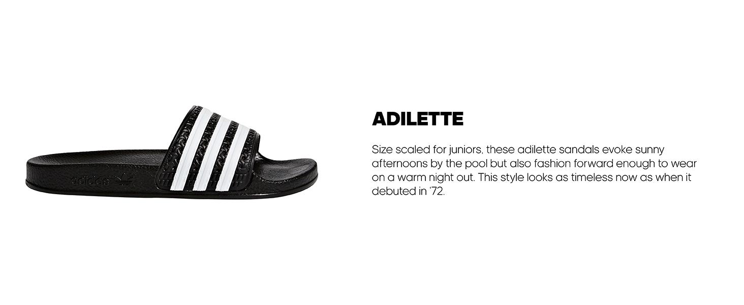 adidas adilette juniors kids