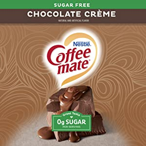 Sugar Free Chocolate Crème Coffee Creamer