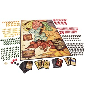 Risk: The Lord of the Rings Trilogy Edition