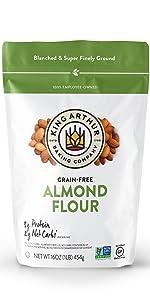 1lb Almond Flour