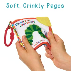 Soft Crinkly Pages