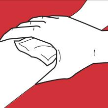how to stop menstrual bleeding fast