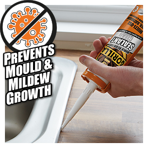 Prevents Mould & Mildew Growth