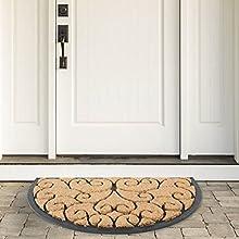 decirative door mats,rubber outdoor mat,heavy duty doormat,rubber scraper mat,mats for front porch